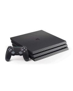 Carbon Fiber PS4 Pro Bundle Skin