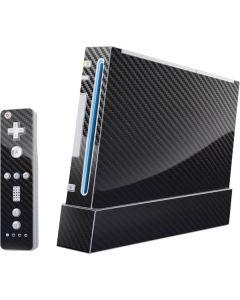 Carbon Fiber Wii (Includes 1 Controller) Skin