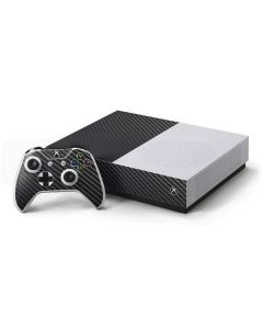 Carbon Fiber Xbox One S All-Digital Edition Bundle Skin