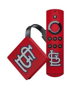 Cardinals Embroidery Amazon Fire TV Skin