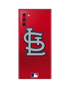 Cardinals Embroidery Galaxy Note 10 Skin