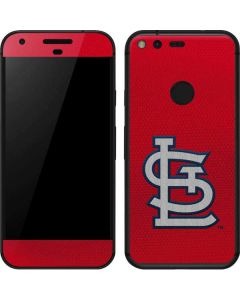 Cardinals Embroidery Google Pixel Skin