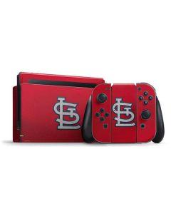 Cardinals Embroidery Nintendo Switch Bundle Skin