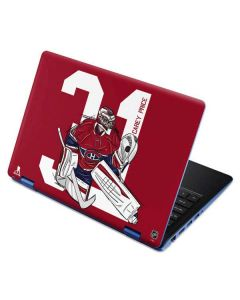 Carey Price #31 Action Sketch Aspire R11 11.6in Skin