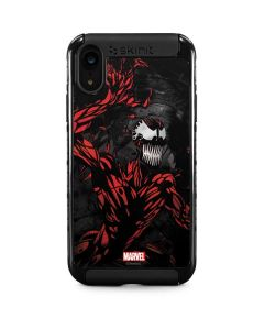 Carnage In Action iPhone XR Cargo Case