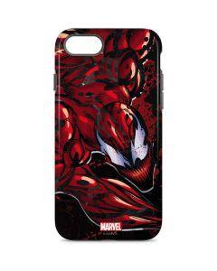 Carnage Splatter iPhone 7 Pro Case