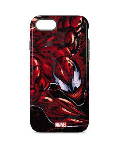 Carnage Splatter iPhone 8 Pro Case
