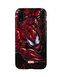 Carnage Splatter iPhone XR Pro Case