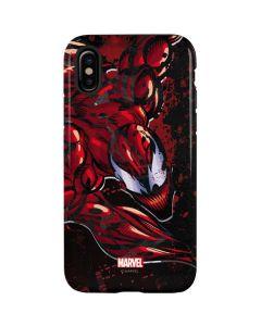 Carnage Splatter iPhone XS Pro Case