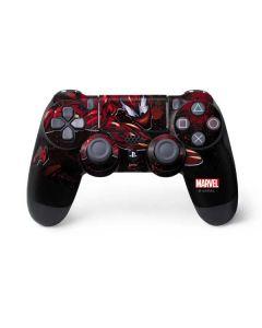 Carnage Splatter PS4 Controller Skin