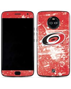 Carolina Hurricanes Frozen Moto X4 Skin