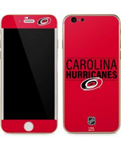 Carolina Hurricanes Lineup iPhone 6/6s Skin