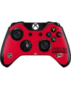Carolina Hurricanes Lineup Xbox One Controller Skin