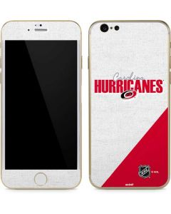 Carolina Hurricanes Script iPhone 6/6s Skin