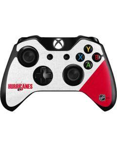 Carolina Hurricanes Script Xbox One Controller Skin