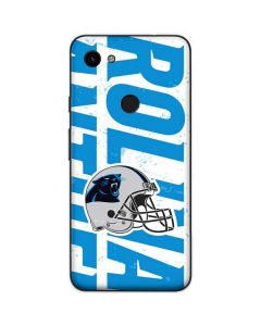 Carolina Panthers - Blast Google Pixel 3a Skin