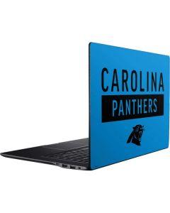 Carolina Panthers Blue Performance Series Ativ Book 9 (15.6in 2014) Skin