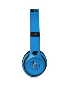 Carolina Panthers Blue Performance Series Beats Solo 2 Wired Skin