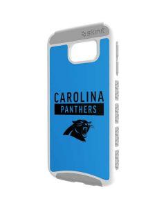 Carolina Panthers Blue Performance Series Galaxy S6 Cargo Case