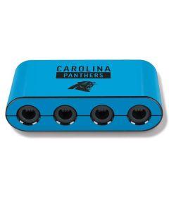 Carolina Panthers Blue Performance Series Nintendo GameCube Controller Adapter Skin