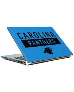 Carolina Panthers Blue Performance Series Portege Z30t/Z30t-A Skin