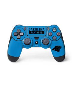 Carolina Panthers Blue Performance Series PS4 Controller Skin
