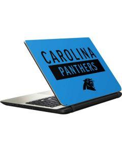 Carolina Panthers Blue Performance Series Satellite L50-B / S50-B Skin