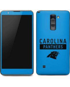 Carolina Panthers Blue Performance Series Stylo 2 Skin