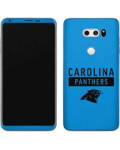 Carolina Panthers Blue Performance Series V30 Skin
