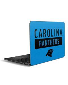 Carolina Panthers Blue Performance Series Zenbook UX305FA 13.3in Skin