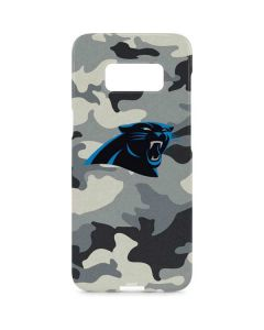 Carolina Panthers Camo Galaxy S8 Plus Lite Case