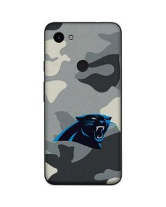 Carolina Panthers Camo Google Pixel 3a Skin