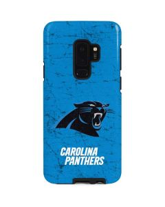 Carolina Panthers Distressed Alternate Galaxy S9 Plus Pro Case