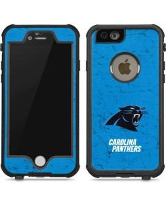 Carolina Panthers Distressed Alternate iPhone 6/6s Waterproof Case