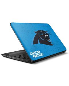 Carolina Panthers Distressed Alternate HP Notebook Skin