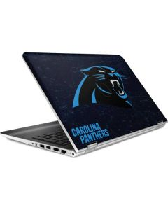 Carolina Panthers Distressed HP Pavilion Skin