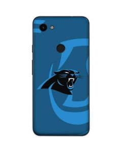 Carolina Panthers Double Vision Google Pixel 3a Skin