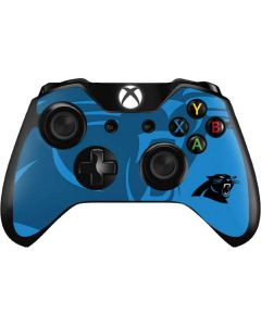Carolina Panthers Double Vision Xbox One Controller Skin