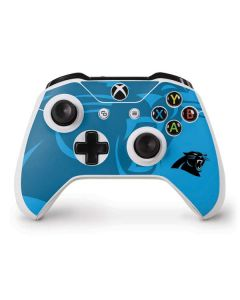 Carolina Panthers Double Vision Xbox One S Controller Skin