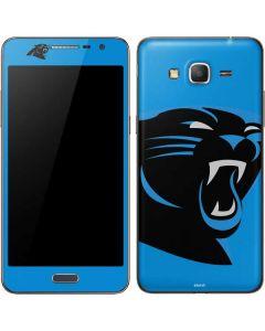 Carolina Panthers Large Logo Galaxy Grand Prime Skin