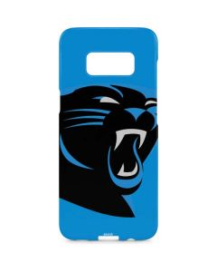 Carolina Panthers Large Logo Galaxy S8 Plus Lite Case
