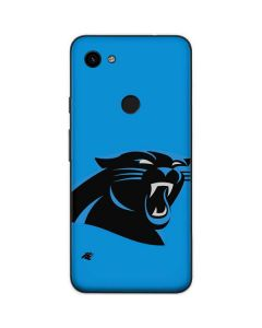 Carolina Panthers Large Logo Google Pixel 3a Skin