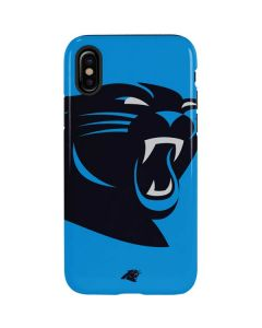 Carolina Panthers Large Logo iPhone X Pro Case