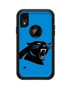 Carolina Panthers Large Logo Otterbox Defender iPhone Skin