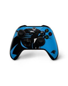 Carolina Panthers Large Logo Xbox One X Controller Skin