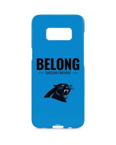 Carolina Panthers Team Motto Galaxy S8 Plus Lite Case