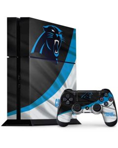 Carolina Panthers PS4 Console and Controller Bundle Skin