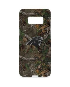 Carolina Panthers Realtree Xtra Green Camo Galaxy S8 Plus Lite Case