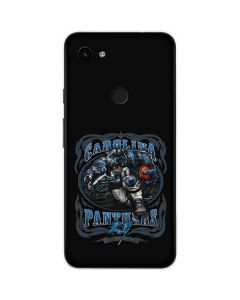 Carolina Panthers Running Back Google Pixel 3a Skin