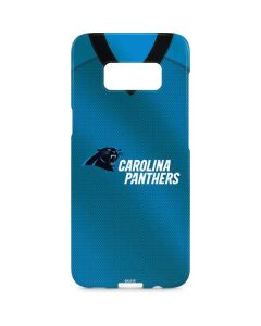 Carolina Panthers Team Jersey Galaxy S8 Plus Lite Case
